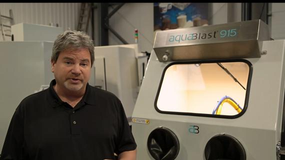 Aquablast Installation Videos