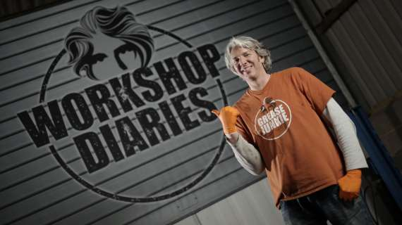 Vixen Machines To Feature In Edd China's New Show