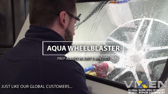 Vixen's Worldwide Aqua Wheelblaster Customers
