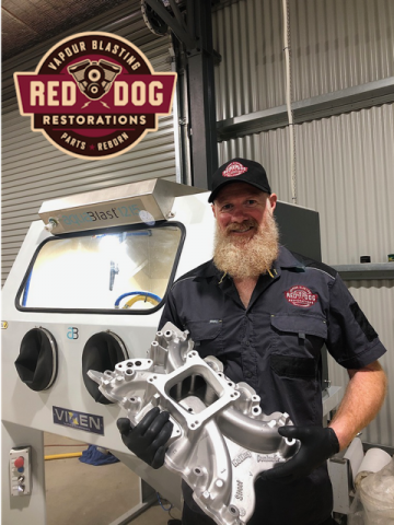 Red Dog Restorations